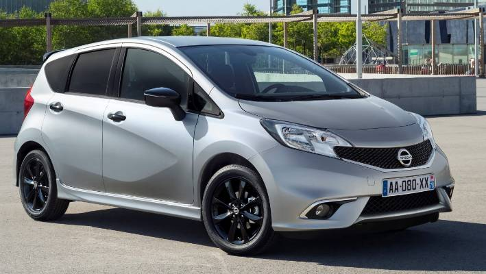 Nissan S E Technology Has Been Launched In A Version Of The Note Small Car