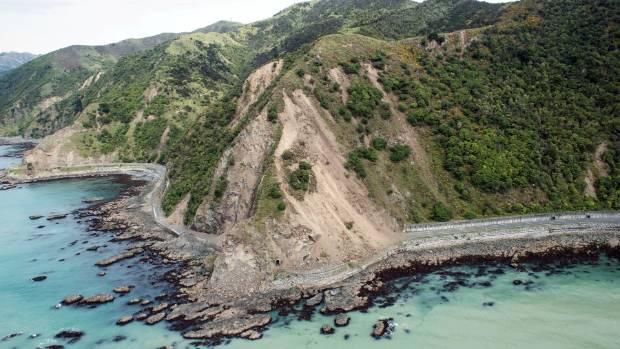 Image result for Strong quake jolts Kaikoura overnight