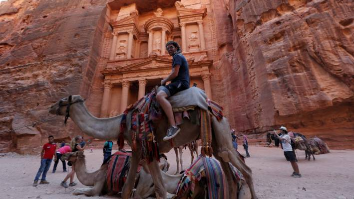 b8a1d374cc8 Petra, Jordan: Why this world wonder continues to woo tourists ...