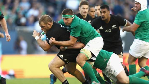 Ireland coach Joe Schmidt warns players of New Zealand backlash