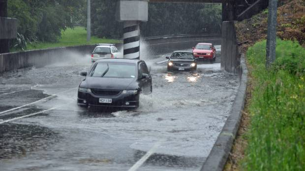 The drive from Upper Hutt to Lower Hutt is treacherous. There is significant flooding on SH 2 and in the area around the ...
