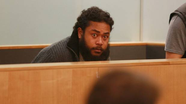 The night before stabbing Jo Pert to death, Tevita Mafi Filo was stopped and questioned by police after stalking a ...