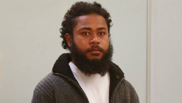 Tevita Mafi Filo, 25, appears in the Auckland High Court charged with the murder of Joanne Pert