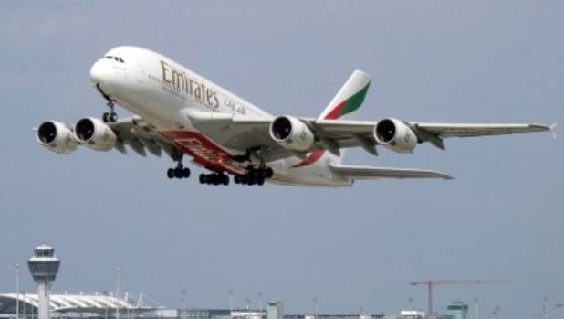 Emirates airline receives its first Rolls-Royce powered A380 ...