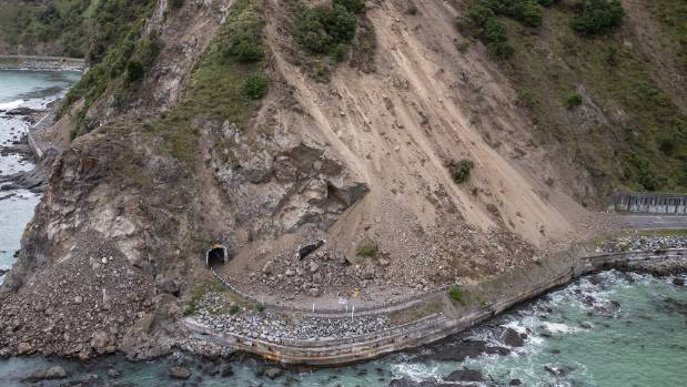 Aerial surveys offer a snapshot of some of the earthquake devastation relief personnel face.