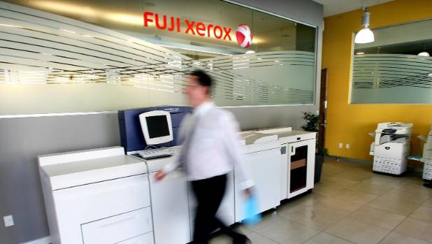 The Serious Fraud Office said last December it would not take action against office products firm Fuji Xerox.