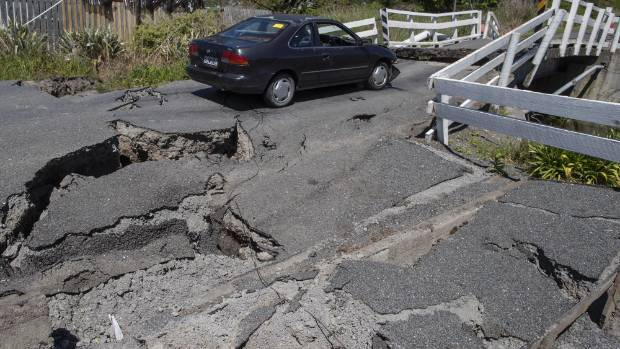 Kaikoura remains unreachable by road.