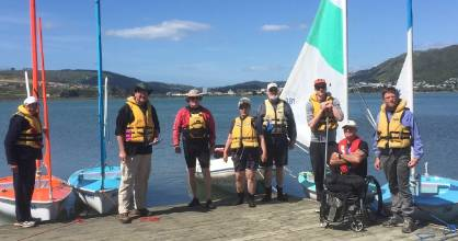 Sailability Wellington Trust is fundraising for a new jetty to be built at Porirua Harbour to enable it's sailors to ...