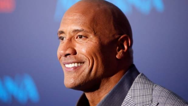 Dwayne Johnson is Maui in the new Disney animated adventure Moana.