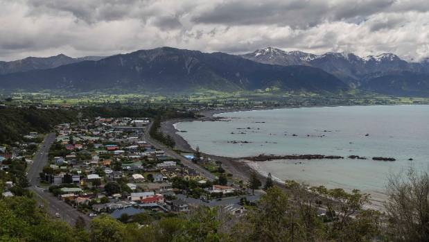 Kaikoura, like Milford Sound, is blessed with outstanding natural beauty.