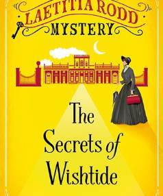 The Secrets of Wishtide Kate Saunders Bloomsbury $30