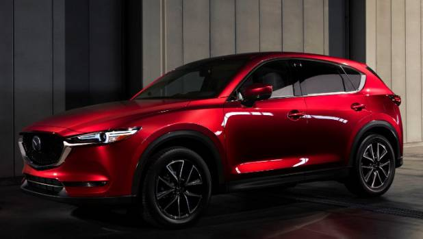 wraps off all-new mazda cx-5 ahead of los angeles auto show
