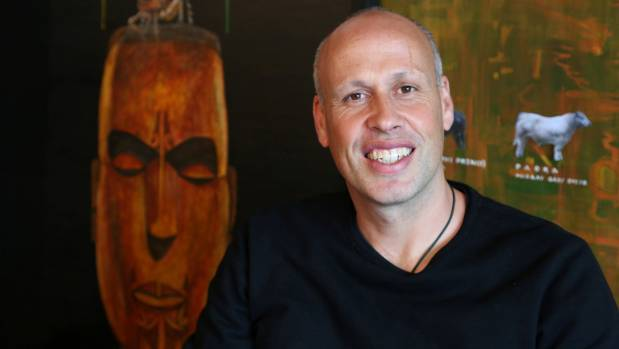 Artist Paul Rangiwahia has been invited to speak at Taranaki Base Hospital in conjunction with Social Workers Day.