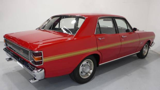 Rare New Zealand Fords Worth A Fortune Stuff Co Nz