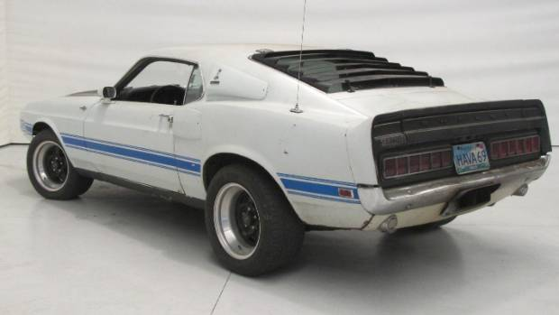 A 1969 Ford Shelby Cobra Mustang GT500. & Rare New Zealand Fords worth a fortune   Stuff.co.nz markmcfarlin.com
