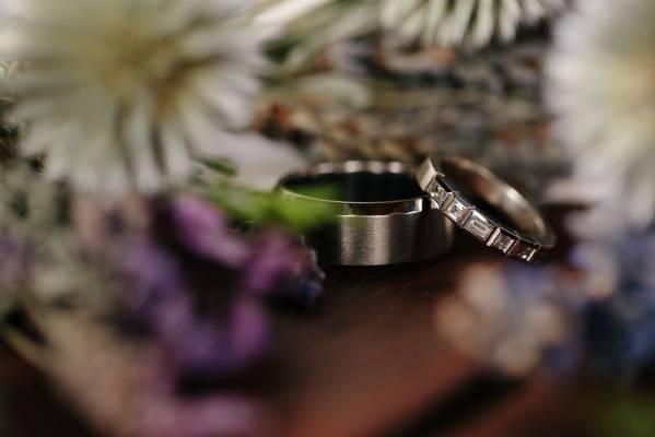 The Wedding Band Company 64 Nice The wedding rings