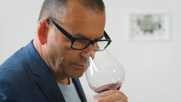 Paul Henry was told to 'go for it' with the blend for his pinot noir.