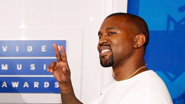Kanye West willingly went to hospital