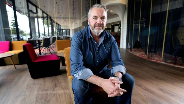 Philip Brown, property developer and owner of the Novotel Hobson Hotel, is joining forces with foreign backers to build ...