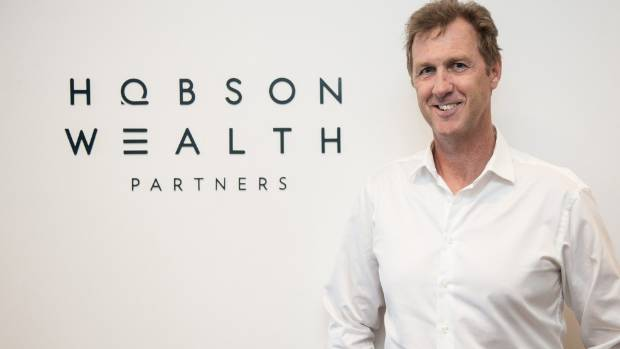Hobson Wealth Partners executive director Warren Couillault wants people to know who the business is.