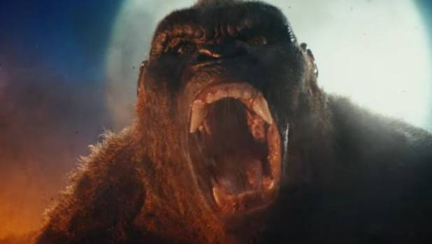 King Kong is finally unleashed in incredible Kong: Skull Island trailer