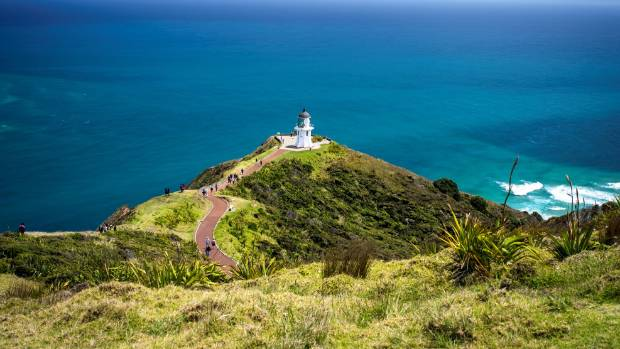 Cape Reinga, where the Tasman and the Pacific meet, is also being tipped as a possible Great Walk.