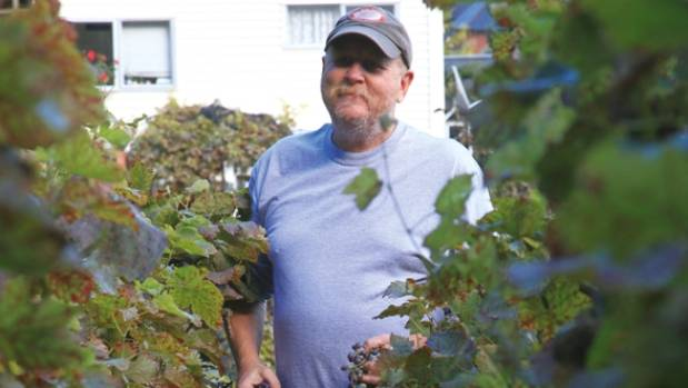 Mike Sparks enjoys knowing the story behind the wine he is drinking