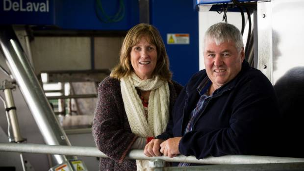 Alvin and Judith Reid have been dairy farmers since 1978, starting off as sharemilkers. Today they own one of New ...