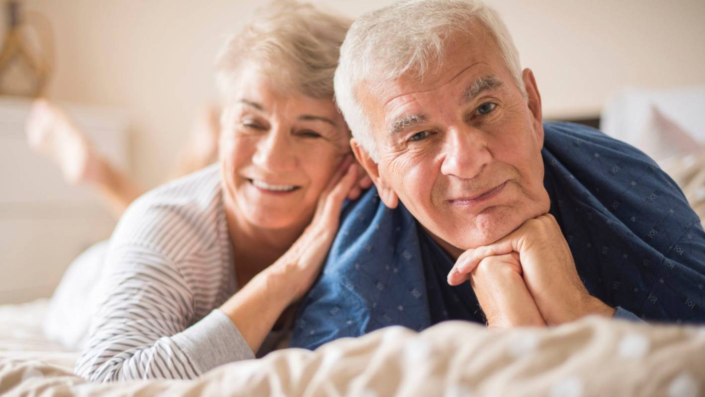 More open discussion needed on seniors sexuality