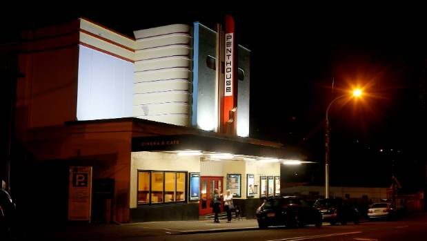 Earthquake: What state are Wellington theatres and cinemas ...