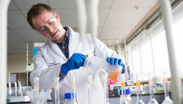 Waikato University school of science senior lecturer Dr Adam Hartland has received an $800,000 Rutherford Discovery ...