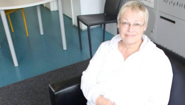 Fibromyalgia and chronic fatigue syndrome sufferer Carolyn Dixon.