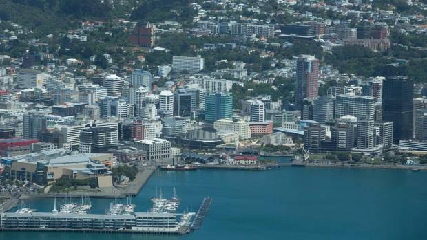 All the trappings of government - but Wellington's susceptibility to earthquakes means it could cost up to $29 billion ...
