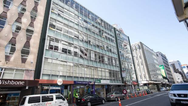 Rail repairs and road closures for wellington as quake for 126 the terrace wellington