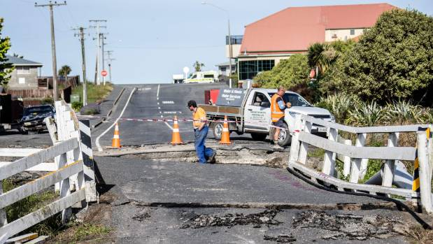 The Kaikoura earthquake has given Kiwi scientists crucial data to become world leaders in modelling the impact of ...