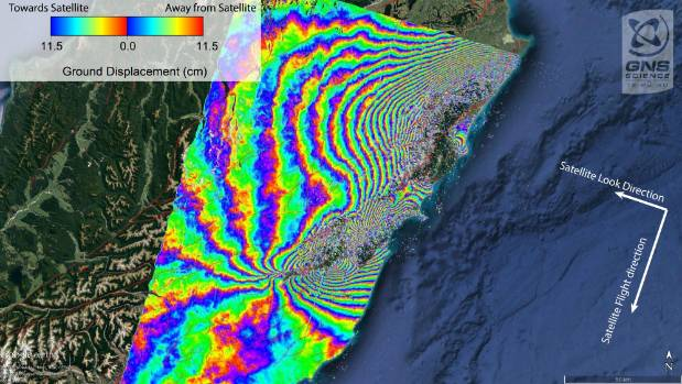 Image result for kaikoura earthquake photos