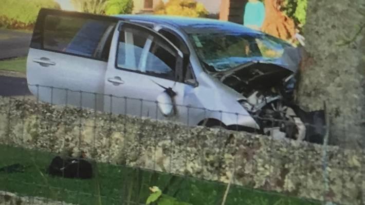 Boy dies after Waikato crash | Stuff co nz