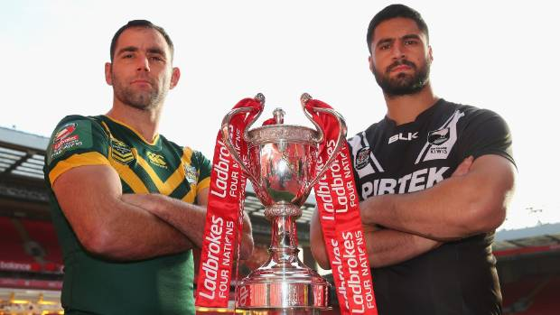 Four Nations final: Australia looking to reassert itself against New Zealand