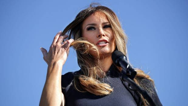 Slovenian magazine apologises to USA first lady Melania Trump