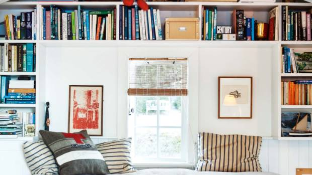 Creative Ways To Display Books In Small Spaces