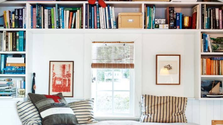 For Those Living In Small Homes Book Storage Isnt As Simple Buying