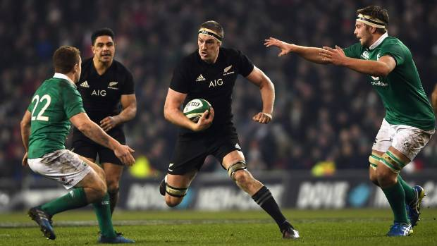 Brodie Retallick has become indispensable for the All Blacks - and that is a worry.