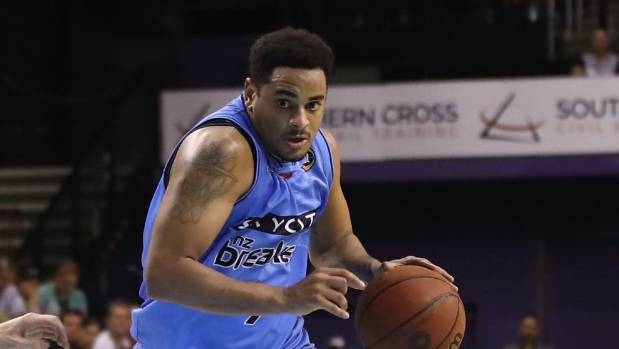 Corey Webster of the Breakers has been charged with assault, a news report says.