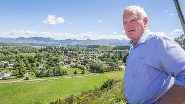 Hurunui District mayor, Winton Dalley, is frustrated the Inland Road north of Waiau has been closed to all traffic, ...