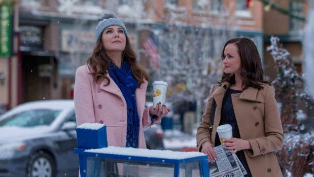 Gilmore Girls: A Year in the Life is finally here.
