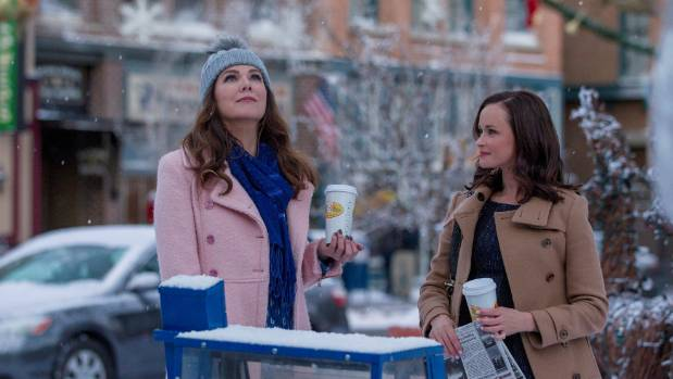 Gilmore Girls: A Year in the Life.