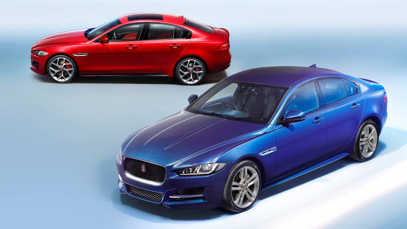 Why the Jaguar XE is the Top Executive Car of 2016 | Stuff ...