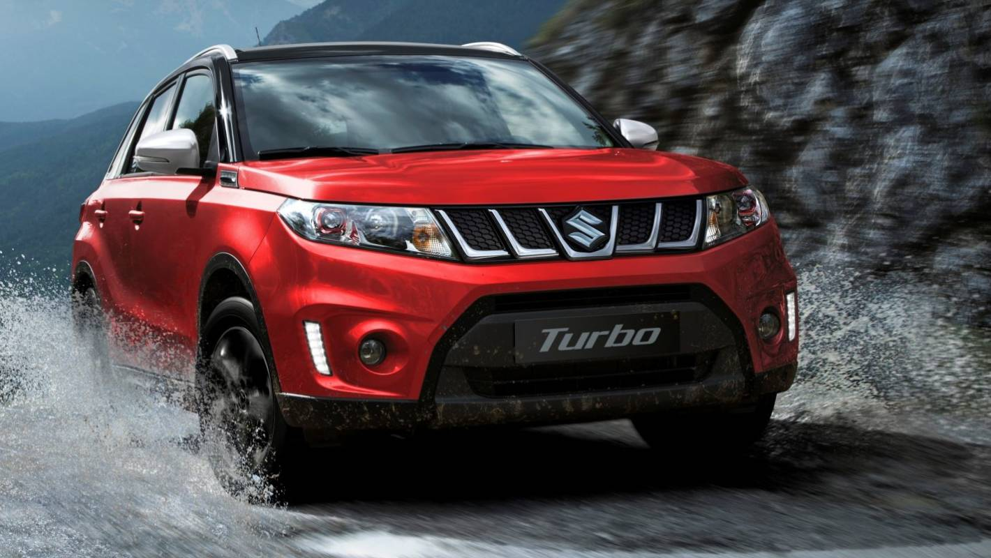 why the suzuki vitara is the top small suv of 2016. Black Bedroom Furniture Sets. Home Design Ideas