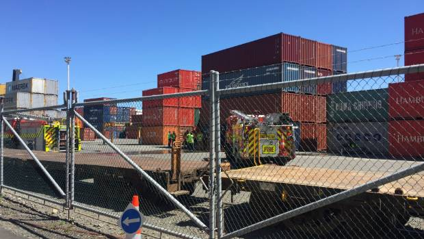 Toxic chemical found at Napier Port | Stuff co nz