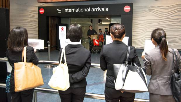 A network outage has been reported at Auckland Airport.
